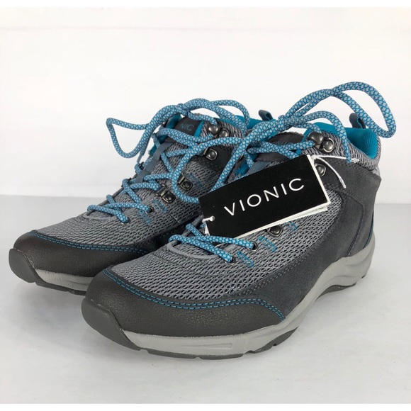 a9df53594b151 Vionic Action Cypress Hiking Shoes Sz 9.5 wide NWT